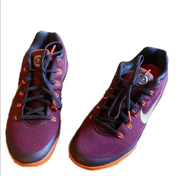 Nike Shoes   Kobe 9 Ix Em Deep Garnet